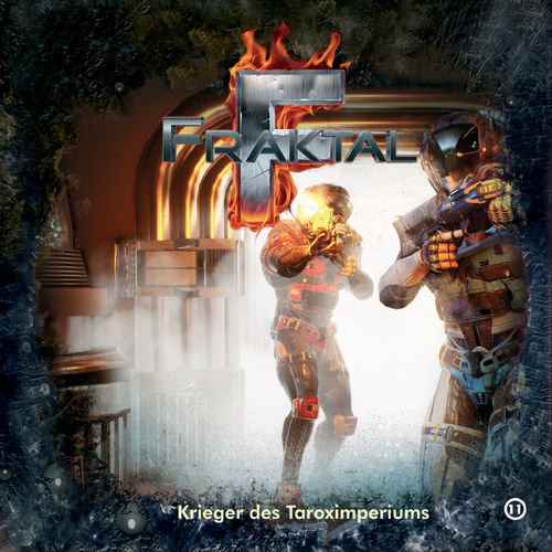 Fraktal 11 - Krieger des Taroximperiums (Download-Version)