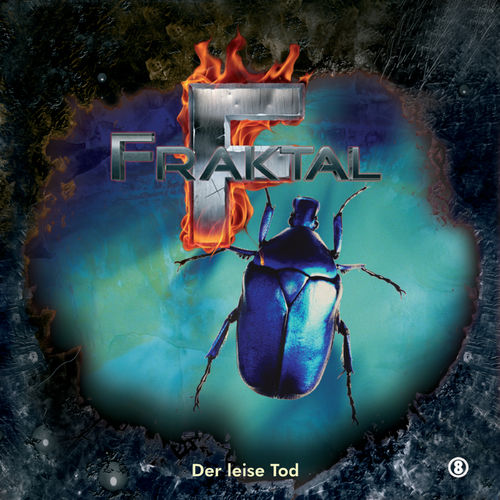 Fraktal 8 - Der leise Tod (CD-Version)