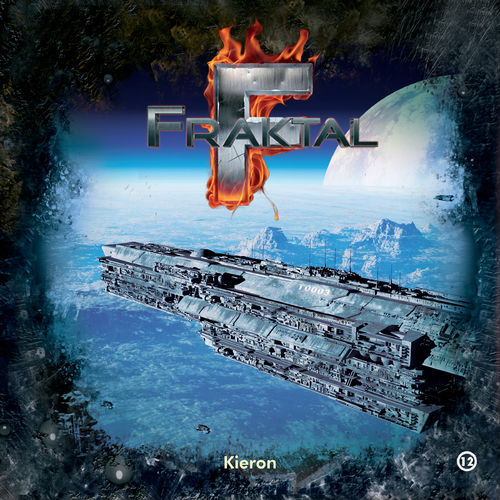 Fraktal 12 - Kieron (CD-Version)