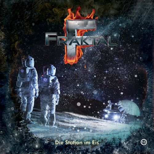 Fraktal 13 Die Station im Eis (CD-Version)